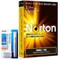 【楽天限定セット】Norton Internet Security 2011 同時購入1年版 +KBC-D1AS eneloop スティックブースター