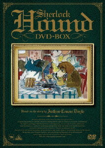 EMOTION the Best 名探偵ホームズ DVD-BOX [ アーサー・コナン・ドイル…
