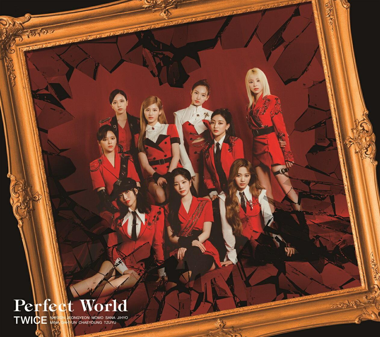 邦楽, ロック・ポップス Perfect World (B) TWICE