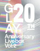 20th Anniversary LIVE BOX VOL.2 【Blu-ray】