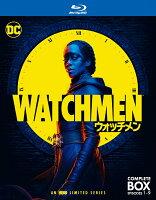 ウォッチメン 無修正版 ブルーレイ コンプリート・ボックス(3枚組)【Blu-ray】