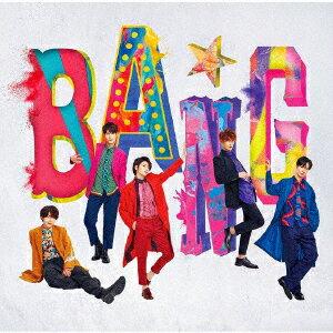 BANG★ (初回限定盤A CD+DVD) [ SUPERNOVA ]