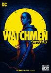 ウォッチメン 無修正版 DVD コンプリート・ボックス(3枚組)