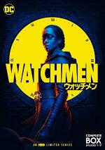 ウォッチメン <シーズン1>無修正版 DVD コンプリート・ボックス(3枚組)
