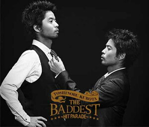 【送料無料】THE BADDEST~Hit Parade~(初回限定2CD+DVD)