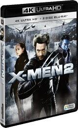 X-MEN2 <4K ULTRA HD+2Dブルーレイ/3枚組>【4K ULTRA HD】