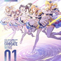 THE IDOLM@STER SHINY COLORS GR@DATE WING 01 (CD+Blu-ray)