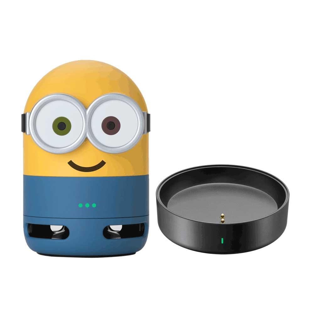 【期間限定SALE】 Clova Friends mini MINIONS Bob + Clova Friends Dock(赤外線リモコン) セット