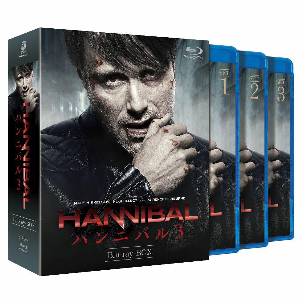TVドラマ, その他 HANNIBAL3 Blu-ray BOXBlu-ray