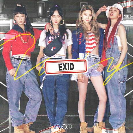 韓国(K-POP)・アジア, その他  EXID