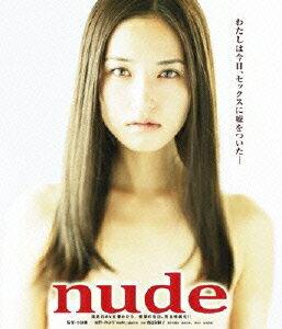 【楽天ブックスならいつでも送料無料】nude【Blu-ray】 [ 渡辺奈緒子 ]