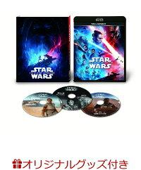 【楽天ブックス限定】スター・ウォーズ/スカイウォーカーの夜明け MovieNEX(初回版)+オリジナル4連アクリルキーホルダー+コレクターズカード【Blu-ray】