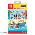 Nintendo Switch専用スタンド付きカバー ミッキー&フレンズの画像