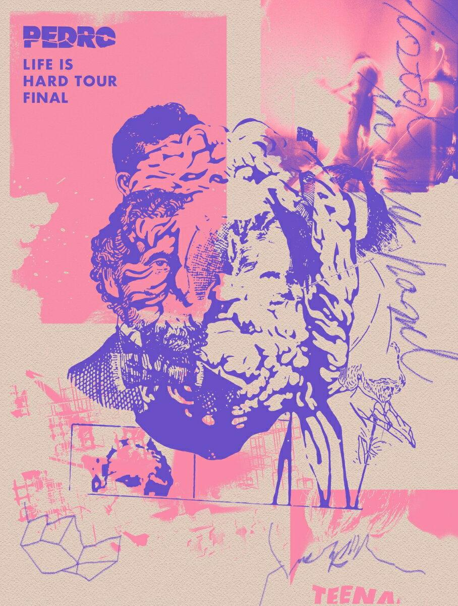 LIFE IS HARD TOUR FINAL(初回生産限定盤 Blu-ray+2CD+Photobook)【Blu-ray】