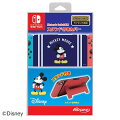 Nintendo Switch専用スタンド付きカバー ミッキーマウスの画像