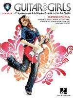 【輸入楽譜】ハンダル, Ali: ギター・フォー・ガールズ: アコースティック・ギターかエレキギターのための初心者ガイド(CD付)