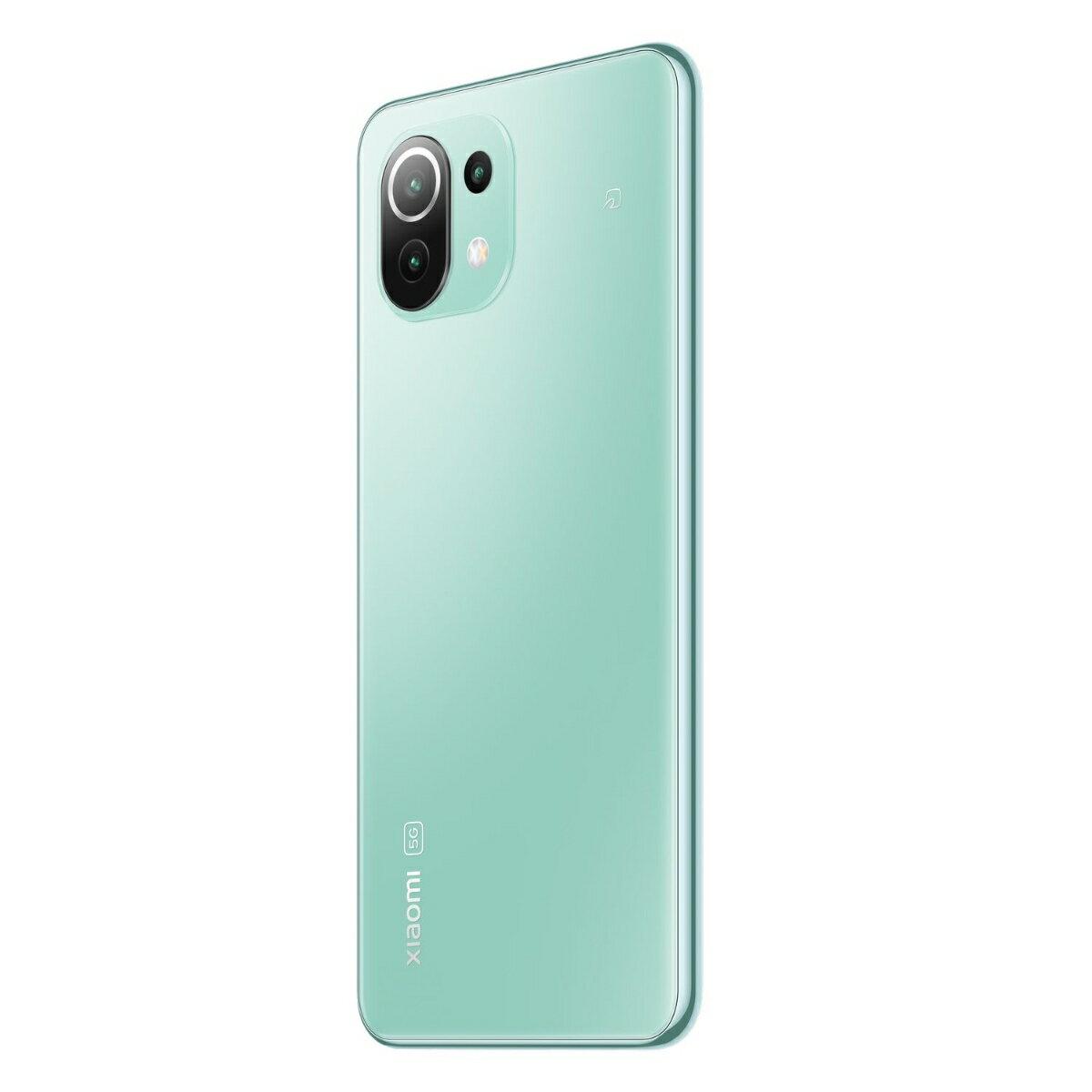 Mi 11 Lite 5G-Mint Green