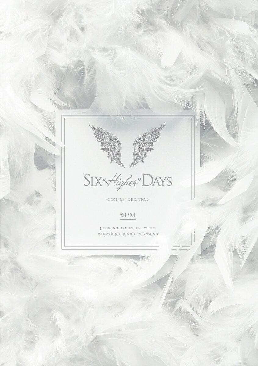 "2PM Six ""HIGHER"" Days -COMPLETE EDITION- Blu-ray完全生産限定盤【Blu-ray】"