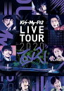 Kis-My-Ft2 LIVE TOUR 2020 To-y2 (通常盤DVD) [ Kis-My-Ft2 ]