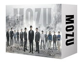 MOZU Blu-ray BOX【Blu-ray】