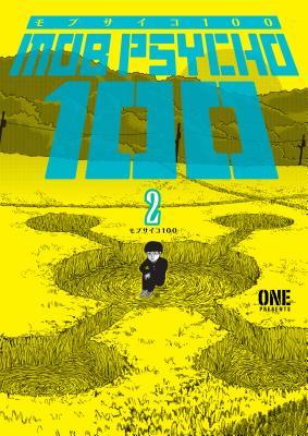 洋書, FAMILY LIFE & COMICS Mob Psycho 100 Volume 2 MOB PSYCHO 100 V02 One