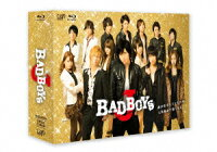 BAD BOYS J Blu-ray BOX 通常版【Blu-ray】