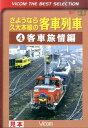 DVD>さようなら久大本線の客車列車(4) 客車旅情編 完結編 [VICOM THE BEST SELE (<DVD>)