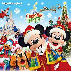 【送料無料】東京ディズニーランド クリスマス・ファンタジー 2013 [ (ディズニー) ]