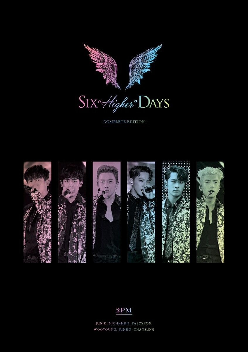韓国(K-POP)・アジア, 韓国(K-POP)・アジア 2PM Six HIGHER Days -COMPLETE EDITION- DVD 2PM