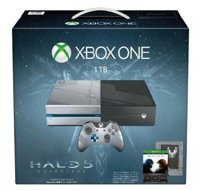XboxOne 1TB『Halo 5: Guardians』リミテッド エディション