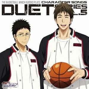 TVアニメ「黒子のバスケ」キャラクターソング DUET SERIES Vol.5