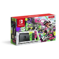 Nintendo Switch スプラトゥーン2セットの画像