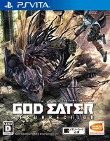 GOD EATER RESURRECTION PS Vita版
