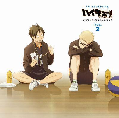 TVアニメ 『ハイキュー!! セカンドシーズン』 オリジナル・サウンドトラック VOL.2画像