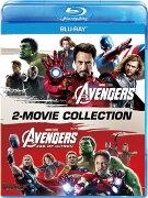 アベンジャーズ & アベンジャーズ/エイジ・オブ・ウルトロン ブルーレイセット(期間限定)【Blu-ray】