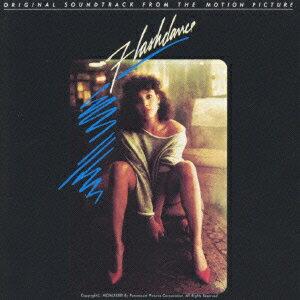 フラッシュ オリジナル サウンドトラック ジョルジオ・モロダー