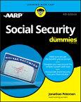Social Security for Dummies SOCIAL SECURITY FOR DUMMIES 4/ [ Aarp ]
