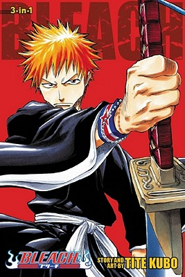 Bleach (3-In-1 Edition), Vol. 1: Includes Vols. 1, 2 & 3画像