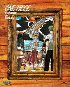 ONEPIECEエピソードオブメリー~もうひとりの仲間の物語~[BD+CD] 初回生産 版  Blu-ray  尾田栄一郎