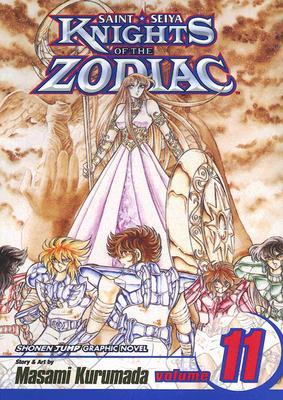 洋書, FAMILY LIFE & COMICS Knights of the Zodiac (Saint Seiya), Vol. 11 KNIGHTS OF THE ZODIAC V11 Knights of the Zodiac Saint Seiya Masami Kurumada