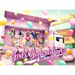 【送料無料】LOVE&GIRLS(初回限定盤 CD+DVD) [ 少女時代 ]