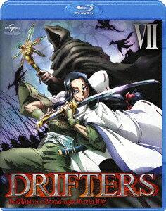 DRIFTERS 第7巻【Blu-ray】