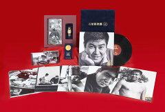 石原裕次郎 60 (完全予約受注生産盤 DVD+5アナログ盤+3CD+腕時計)【男性用】