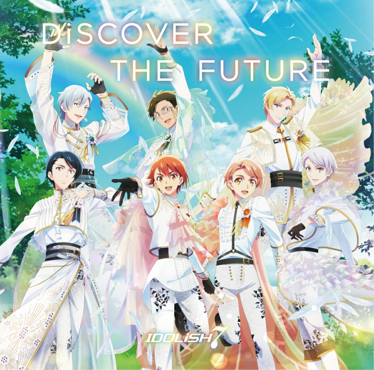 アニメ, アニメソング TV Second BEAT!OP DiSCOVER THE FUTURE() IDOLiSH7