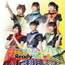 シングル曲「Ready Smile!! (アニメ「プリパラ」のオープニングテーマソング)」のジャケット写真。