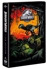 ジュラシック・ワールド 5ムービー DVD コレクション
