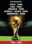 FIFA ワールドカップコレクション DVD-BOX 1990-2006