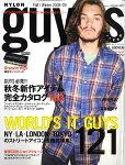 NYLON GUYS JAPAN (ナイロン・ガイズ・ジャパン) 2008年 11月号 [雑誌]