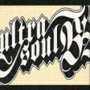 B'z(ビーズ)のシングル曲「ultra soul (「世界水泳福岡2001大会」の公式テーマソング)」のジャケット写真。