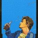 桑田佳祐のシングル曲「波乗りジョニー (「コカ・コーラ」のCMソング)」のジャケット写真。